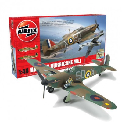 Airfix Hawker Hurricane R4118 1:48 model kit